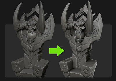 Clay for ZBrush