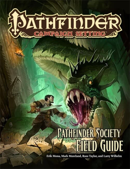Cover for Pathfinder Companion. © Paizo Publishing, LLC 2011