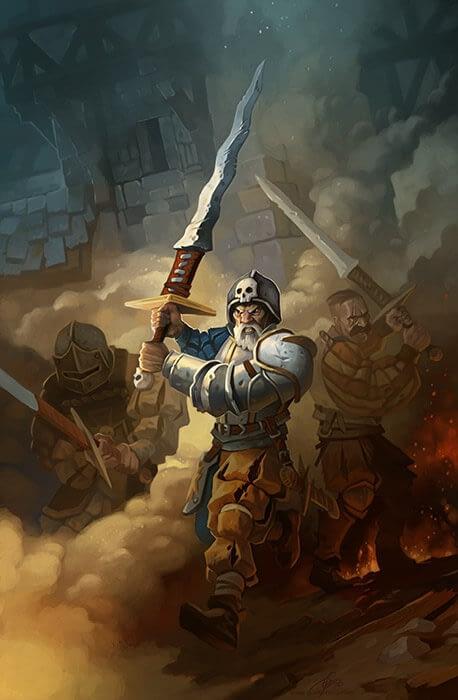 Illustration for Warhammer